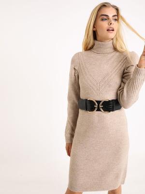 Сукня кавового кольору | 5594372