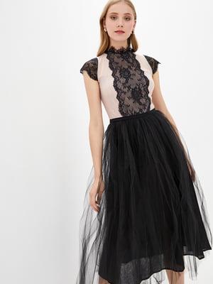 Платье черное | 5596528