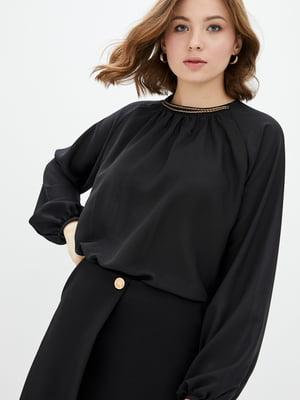Блуза черная | 5596534