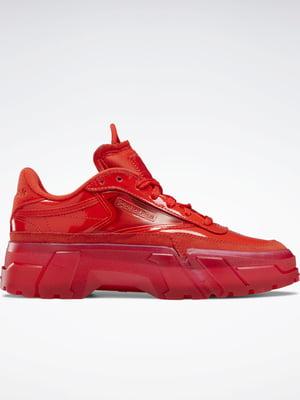 Кроссовки красного цвета | 5596381