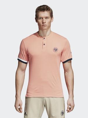 Футболка лососевого цвета | 5585148