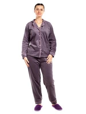 Пижама: рубашка и брюки | 5598630