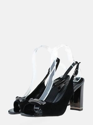 Босоніжки чорні | 5588796
