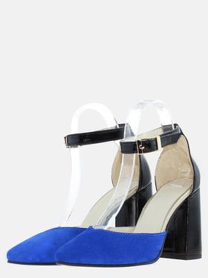 Туфлі сині | 5593979
