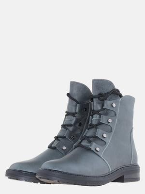 Ботинки серые | 5594000
