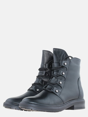 Ботинки черные | 5594001
