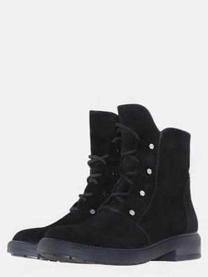 Ботинки черные | 5594002