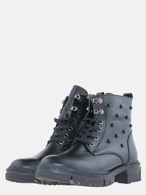 Ботинки черные | 5594003