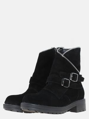 Ботинки черные | 5594007