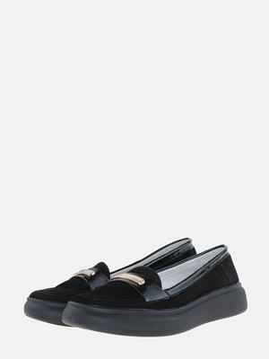 Туфлі чорні | 5598689