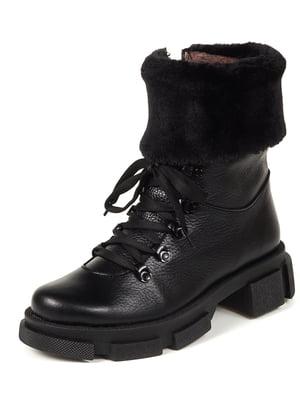 Черевики чорні | 5598933
