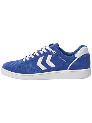 Кеды низкие синие | 5599472