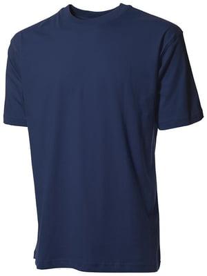 Футболка синя | 5599521