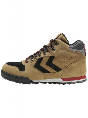 Ботинки рыжего цвета | 5599594