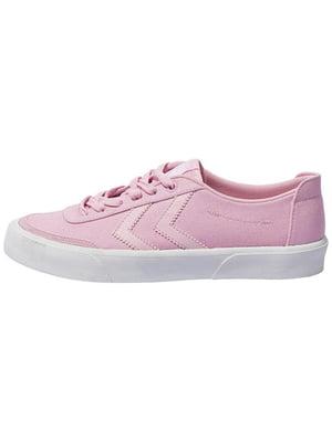 Кеды низкие розовые   5599605