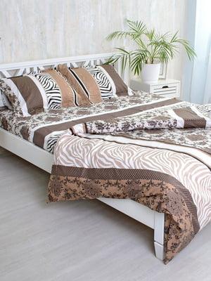 Комплект постельного белья (полуторный) | 5367296