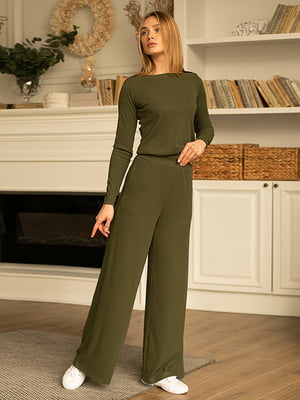 Костюм: лонгслів і штани | 5599613