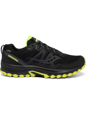 Кроссовки черно-желтого цвета | 5576223