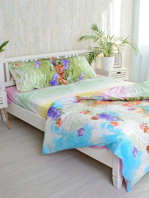Комплект постельного белья (полуторный) | 5367302