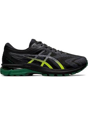 Кросівки сіро-чорні | 5598952