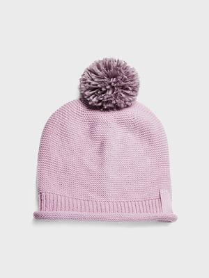 Шапка рожева | 5601856