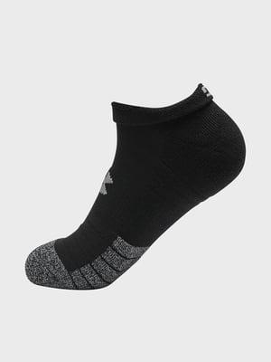 Шкарпетки чорні з логотипом   5601933