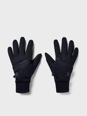 Перчатки черные | 5602338