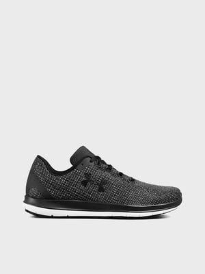 Кросівки кольору чорний меланж | 5602534