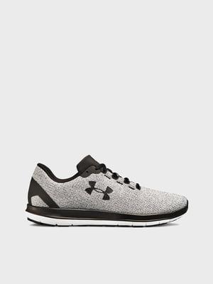 Кросівки кольору білий меланж UA Remix FW18 3020345-100 | 5602535