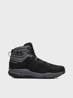 Кроссовки черные UA Culver Mid WP 3021367-001 | 5602554