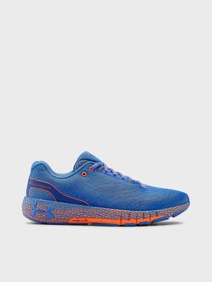 Кросівки блакитного кольору UA HOVR Machina 3021939-401 | 5602577