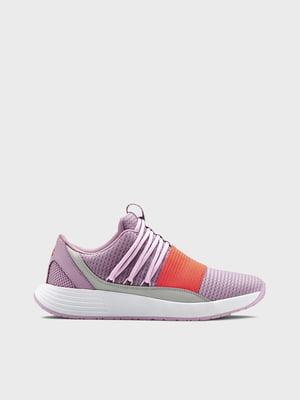 Кросівки фіолетові | 5602601