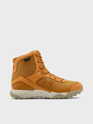 Черевики помаранчевого кольору | 5602612