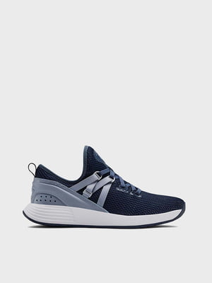 Кроссовки синие UA W Breathe Trainer x NM 3022501-401 | 5602622