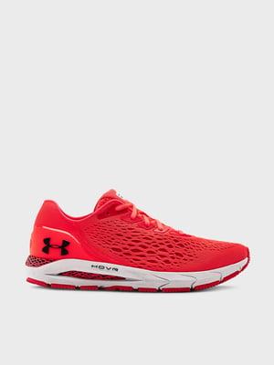 Кросівки червоні UA HOVR Sonic 3 3022586-601   5602646