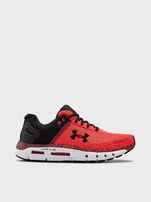 Кросівки червоні UA HOVR Infinite 2 3022587-600   5602651