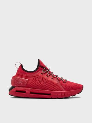 Кросівки червоного кольору UA HOVR Phantom SE Trek3023230-603   5602741