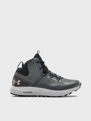 Ботинки серые | 5602747
