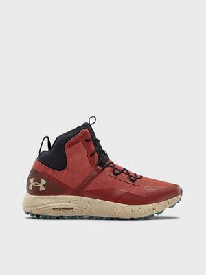 Ботинки кирпичного цвета | 5602748