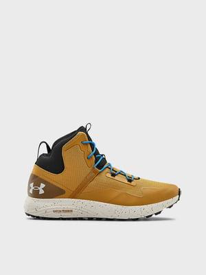 Ботинки желтые | 5602749