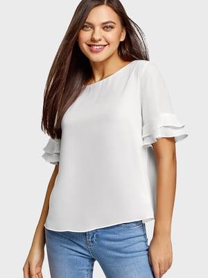 Блуза белая | 5602877