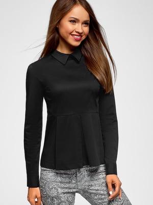 Блуза черная | 5602987