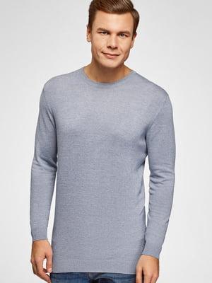 Джемпер голубого цвета | 5603534
