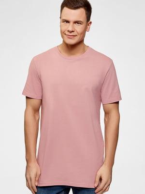 Футболка рожева | 5603685