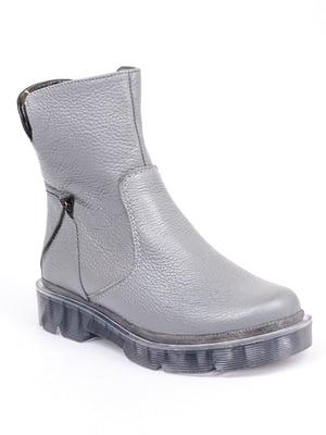 Ботинки серые | 5598729