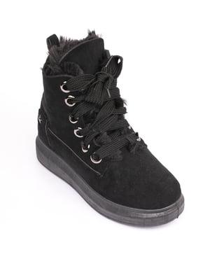Ботинки черные | 5598532