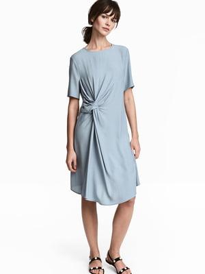 Сукня блакитного кольору | 5589809