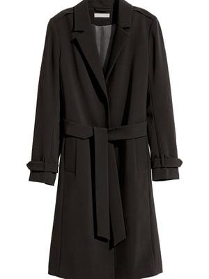 Пальто черное | 5589903