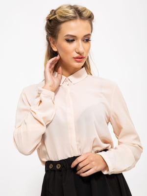 Блуза персикового цвета | 5604071