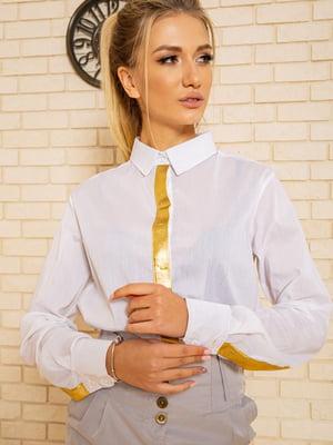 Блуза белая | 5604085